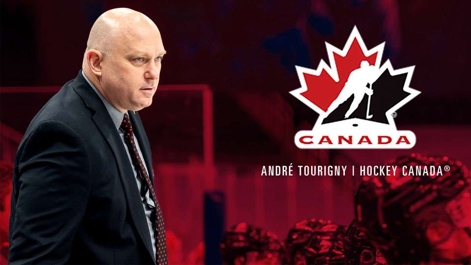 2021 hockey operations andre tourigny