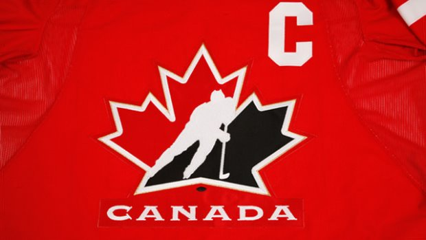 canada red jersey logo captain 640