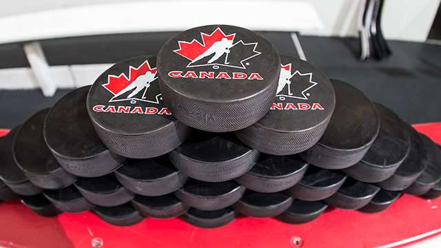 hc logo puck stack from above 640