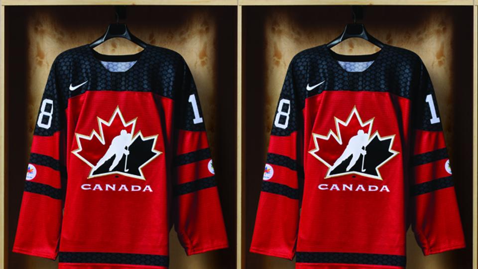 quality design 69939 026e6 team canada world juniors jersey