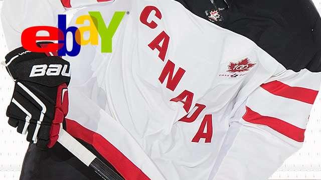 Hockey Canada and ebay.ca offer hockey fans the chance to bid on ... 352c672e9