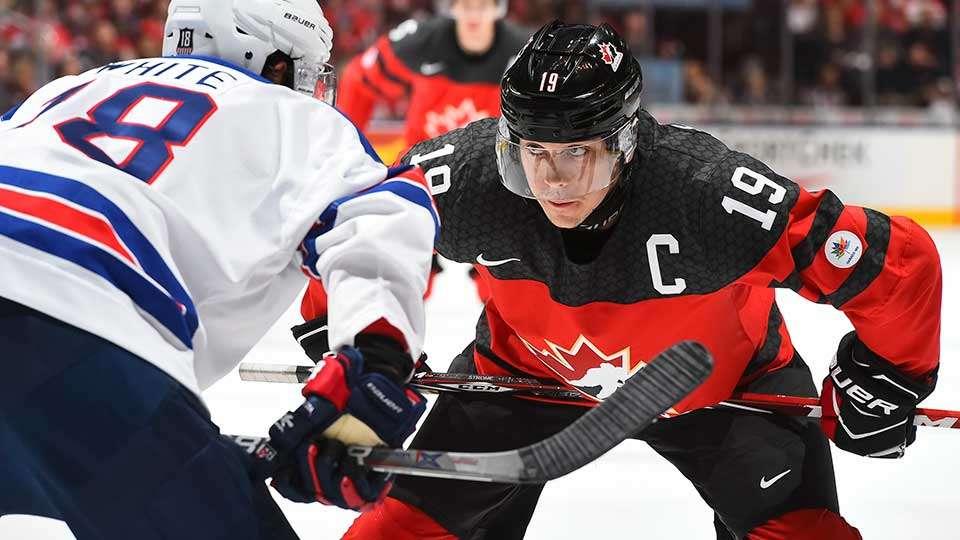 canada junior hockey game today