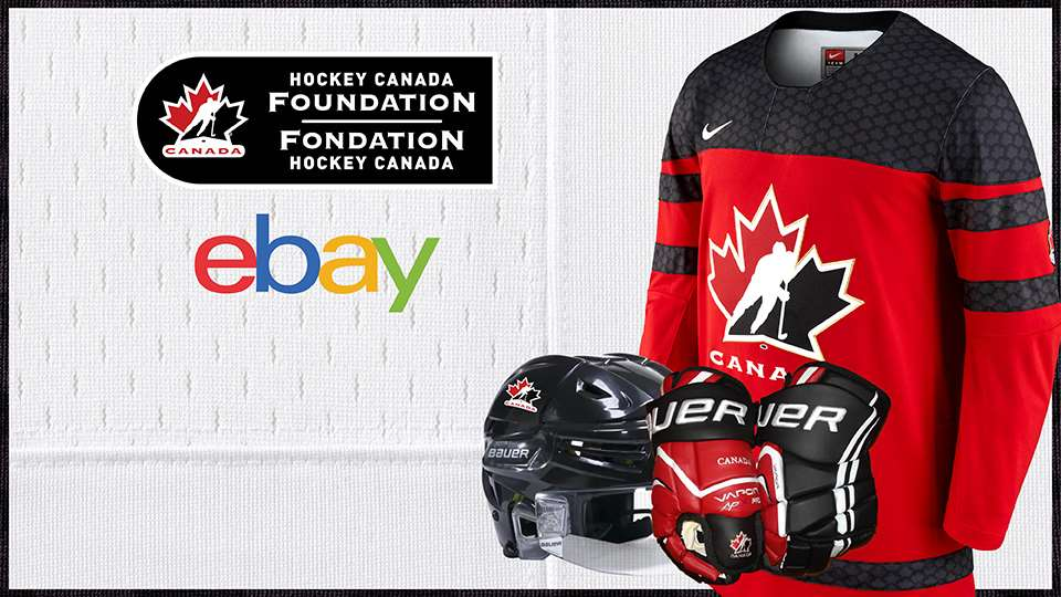 Hockey Canada gives back by inviting you to own a piece of the 2018 ... 0b5b6469928