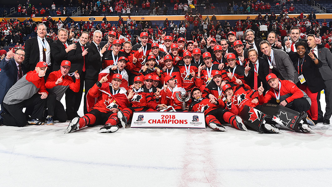 Canada S National Junior Hockey Team U20 Iihf World Junior