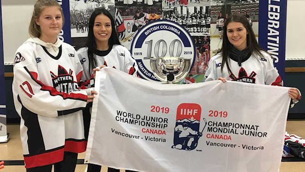 2019 road to wjc bc hockey