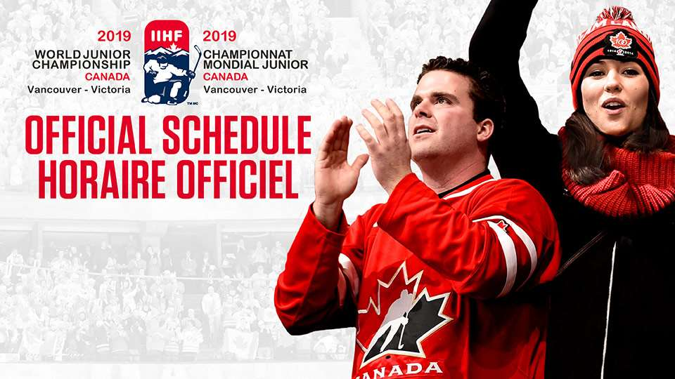 Canada Russia Rivalry To Headline New Year S Eve Match Ups At 2019