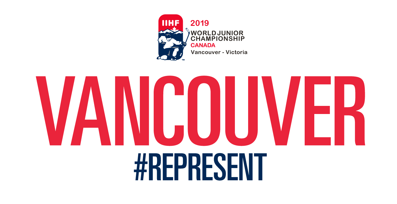 2019 World Juniors - Vancouver - Represent