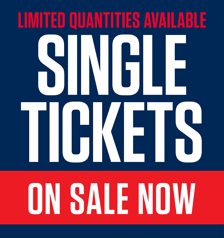 2019 World Junior single tickets