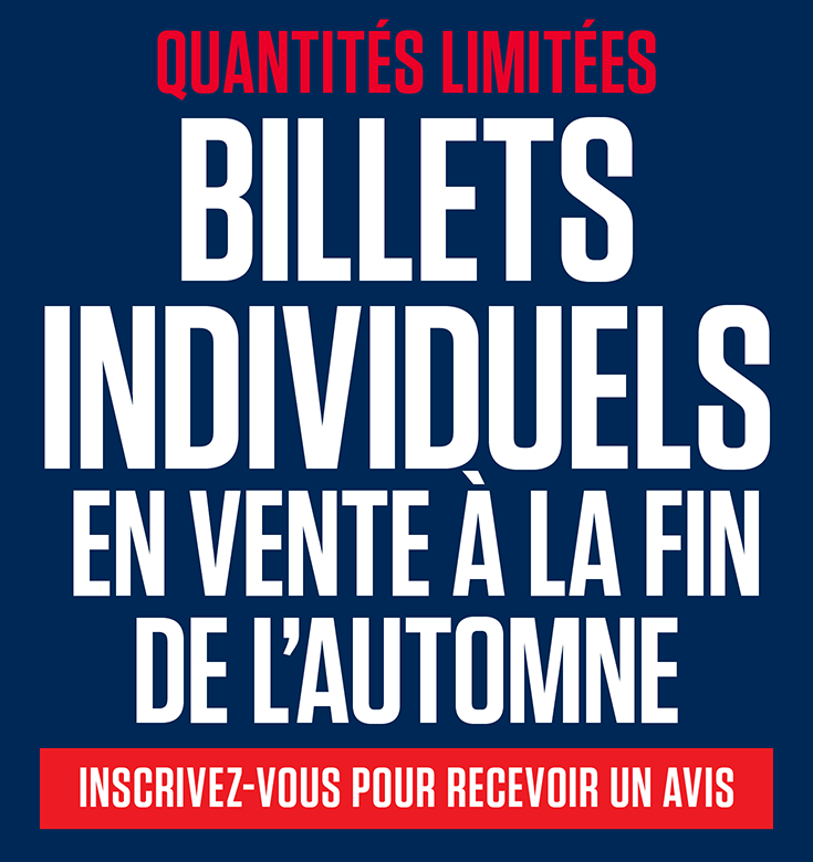 Billets individuels Mondial junior 2019