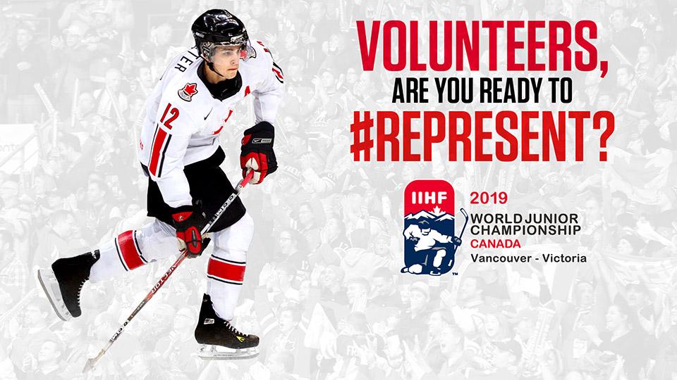 2019 Iihf World Junior Championship Volunteers