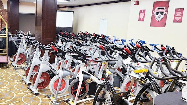 2020 njt spin bike donation