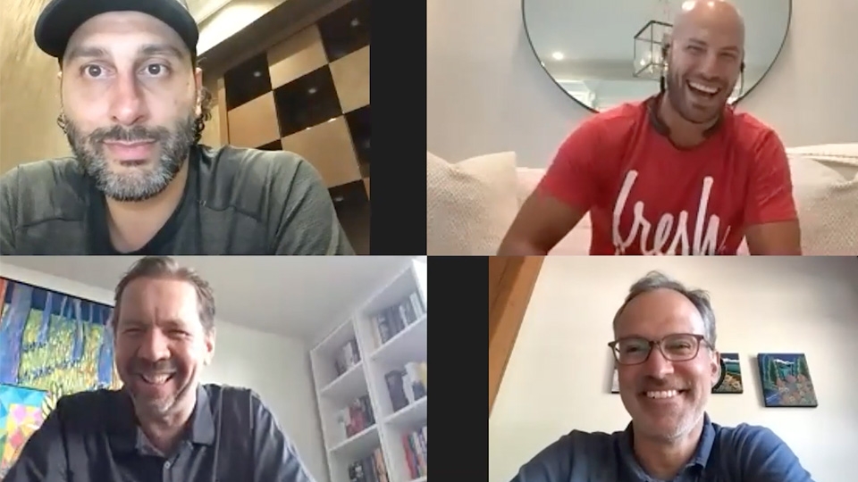 Building a virtual foundation