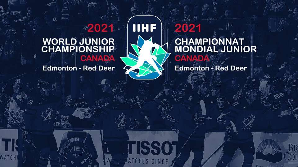 2021 World Junior Hockey Championship logo