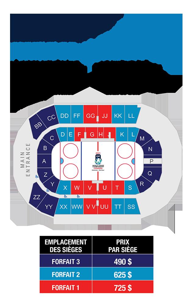 2021 World Juniors - Red Deer ticket info