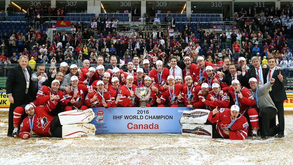 зря считается сборная канады по хоккею состав 2017 Америки