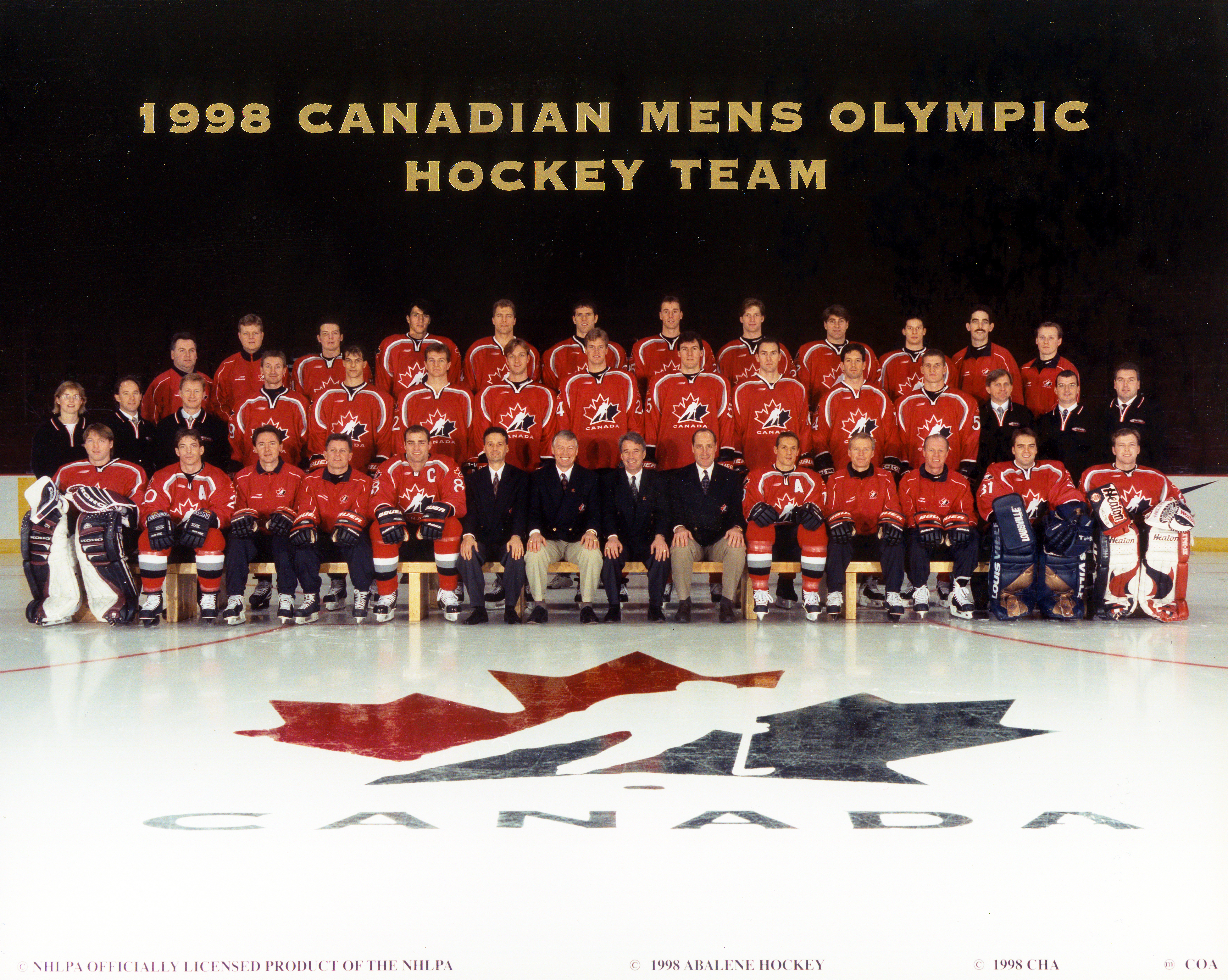 5cb375d800f Canadian Hockey Unveils New National Team Jersey for Olympic Teams