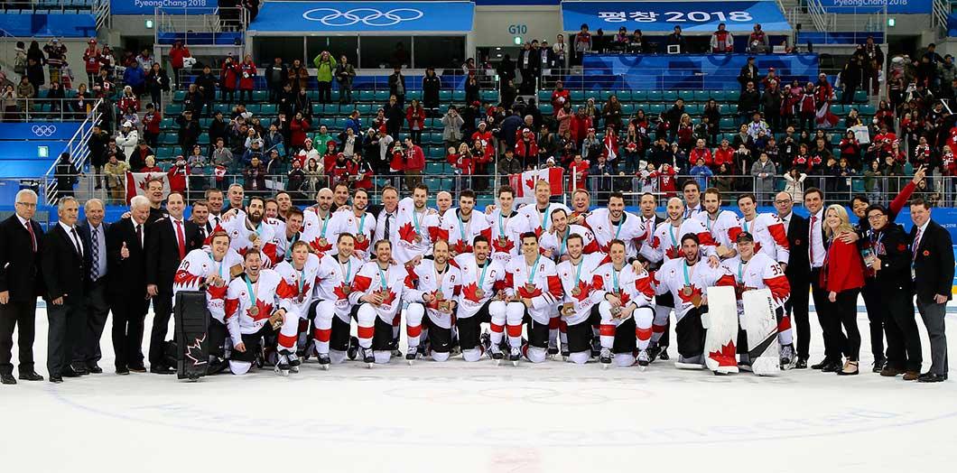 Team Canada   Canada's National Men's Hockey Team