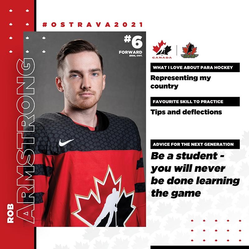 Player Profile - Rob Armstrong