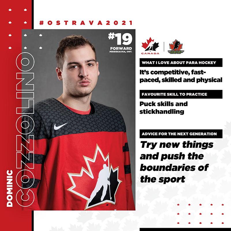 Player Profile - Dominic Cozzolino