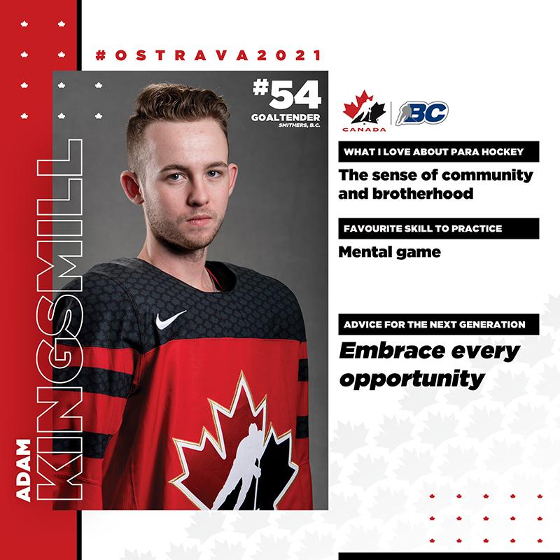Player Profile - Adam Kingsmill