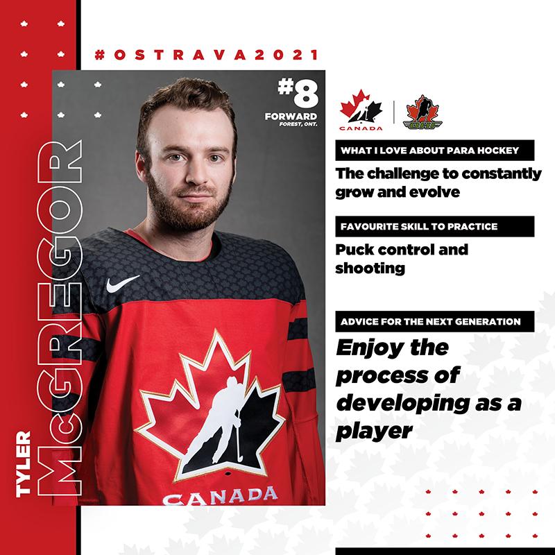 Player Profile - Tyler McGregor