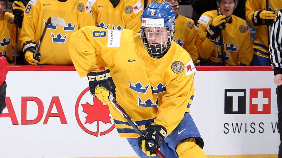 rasmus dahlin draft feature