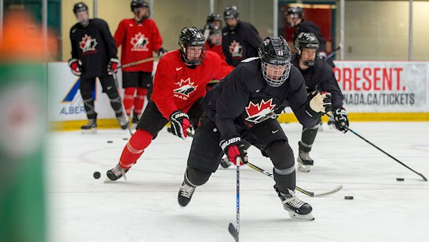 2018 under 18 development camp