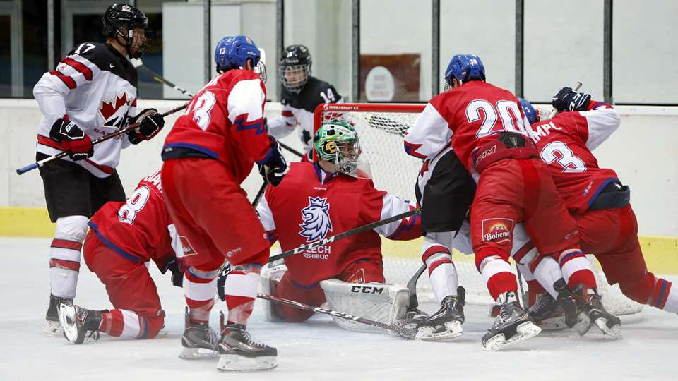 Official Website of the Hlinka Gretzky Cup