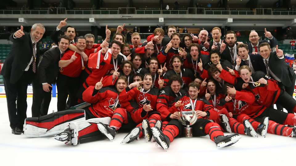 2021 u18wc may 06 can gold team shot