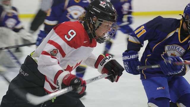 Calgary Royals Midget Aaa Hockey