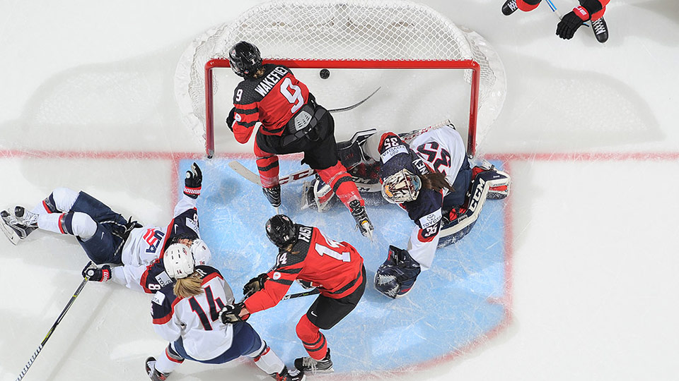 CAN 2 – USA 1 (OT) (Exhibition)