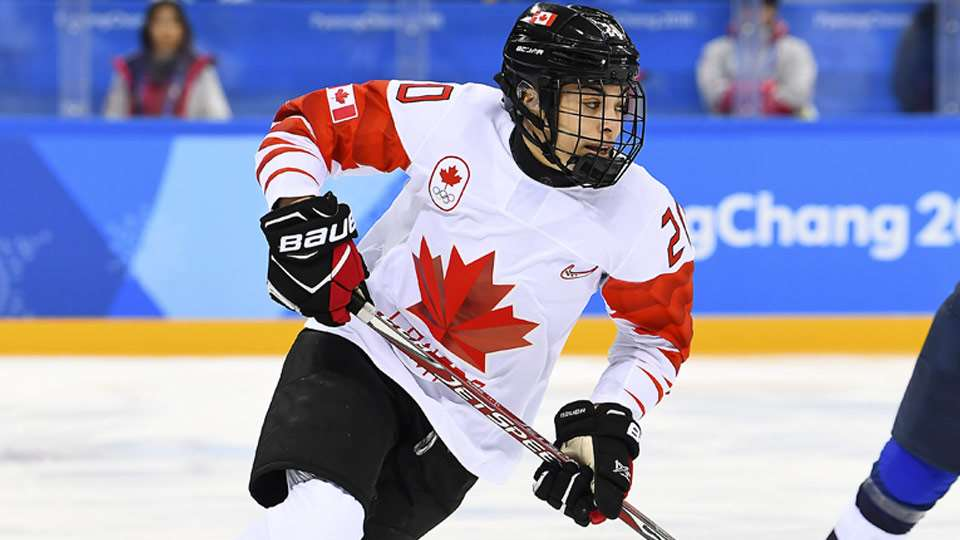 sarah nurse cwhl draft feature