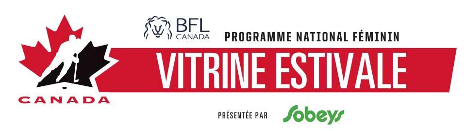 Camp estival BFL des M18 du Programme national féminin, présenté par Sobeys