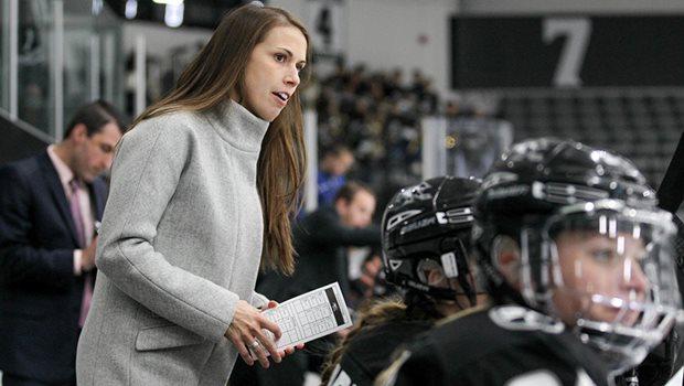 assistant coach ali domenico