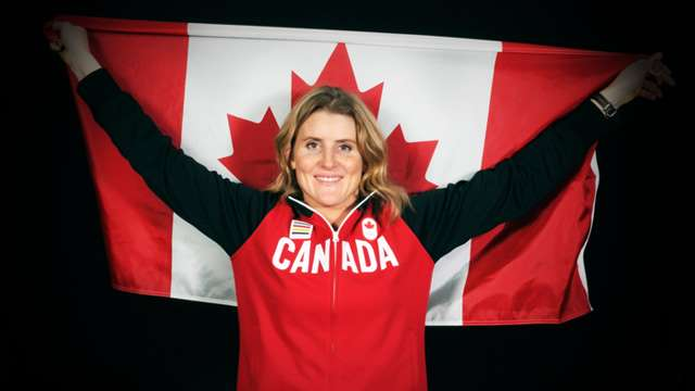hayley wickenheiser canadian flag 640