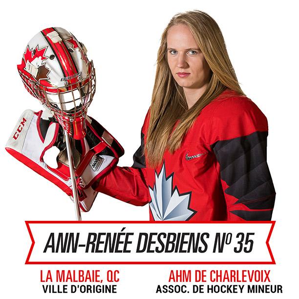 Ann-Renée Desbiens