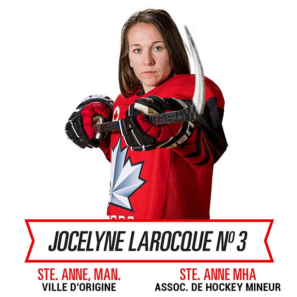 Jocelyne Larocque