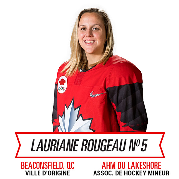 Lauriane Rougeau