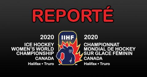 Billets pout le Championnat mondial féminin 2020