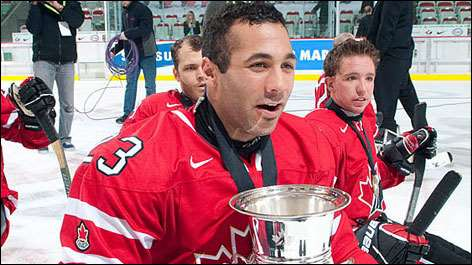 Former WHL Player Set to Represent Canada at Sledge Hockey