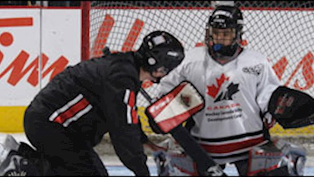 Incorporating Goalies In Practices The One Drill Rule